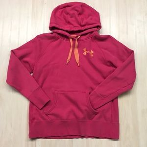 Under Armour women's hoodie size M like new